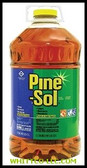 PINE-SOL COM SOLUTION 144 OZ|35418|158-35418|WHITCO Industiral Supplies