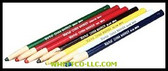 BLACK CHINA MARKER|96013|434-96013|WHITCO Industiral Supplies