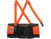 ProFlex-100HV-Supports-11887-Economy Hi-Vis Back Support