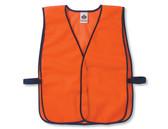GLoWEAR-8010HL-Hi-Vis Apparel-20010-Non-Certified Economy Vest