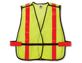 GLoWEAR-8080BAX-Hi-Vis Apparel-26040-Non-Certified X-Back Vest