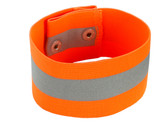 GLoWEAR-8001-Hi-Vis Apparel-29011-ArmLeg Band - Button Snap Closure