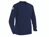 CORE-7430-Work Wear-40456-Mid Layer FR Henley LS Shirt