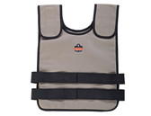 Chill-Its-6200-Cooling-12110-Phase Change Cooling Vest wCharge Pack (LXL)