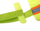 WORK WEAR 5155HV-Hi-Vis Low Profile Hydration Pack  : 2 ltr : Lime