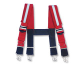 Arsenal-GB5093-Gear Storage-13352-Suspenders-Quick Adj Reflective