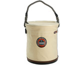 Arsenal-5733T-Gear Storage-14533-Large Plastic Bottom Bucket with Top