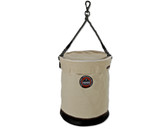 Arsenal-5745T-Gear Storage-14545-XL Leather Bottom Bucket-Swivel with Top