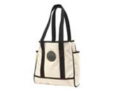 WORK WEAR TOTE-BAG-Canvas Handbag  : One Size : White