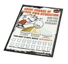 "WORK WEAR STICKER-UR-Urine Charge Stickers  : 5"" x 8"" :"