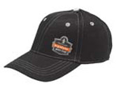WORK WEAR FLEX-CAP-FlexFit BaseBall Cap  : L/XL : Black