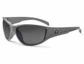 Njord-Safety Glasses : Smoke Lens : Matte Gray (55130-B)