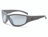 Njord-Safety Glasses : In/Outdoor Lens : Matte Gray (55180-B)