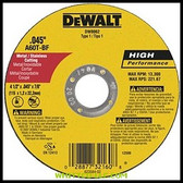 "4-1/2""X.045""X7/8"" METALTHINCUT-OFF WHEEL TYPE-1