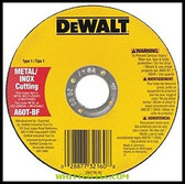 "4-1/2""X.045""X7/8"" THINCUTTING WHEEL DCW