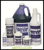 16OZ. SPRAY STEEL BLUE LAYOUT FLUID|80000|253-80000|WHITCO Industiral Supplies