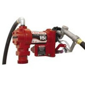 "115V AC PUMP  STEEL SUCTION PIPE  3/4""X12' HOSE"