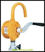 HAND PUMP ROTARY 2-VANECURVED SPOUT|SD62|285-SD62|WHITCO Industiral Supplies
