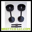TWO HOLE PINS THREADED EXTRA LARGE|42TXL|496-42050-TXL|WHITCO Industiral Supplies