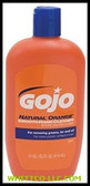 14-OZ. NATURAL ORANGE HAND CLEANER LOTION W/NA|12|315-0947-12|WHITCO Industiral Supplies