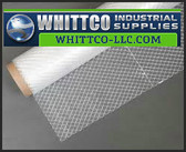 Clear Reinforced plastic sheeting  20X100 6mil