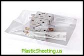 Layflat Poly Bags 2 mil  3X5X002 1000/CTN  #365  Item No./SKU