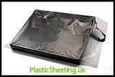 Layflat Poly Bags 3 mil  48X60X003 50/CTN  #1005  Item No./SKU
