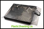 Layflat Poly Bags 3 mil  56X60X003 50/CTN  #1008  Item No./SKU