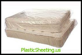 Mattress Bags, X-Queen 4 mil  60X12X90X004 40/RL  #3262  Item No./SKU