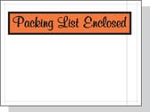 Packing List Envelopes  4.5X6 1000/Case Printed  #3873  Item No./SKU