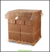 Poly Sheeting / Pallet Top Sheets 1.5 mil SOR 48X72X0015 400/RL  #5940  Item No./SKU