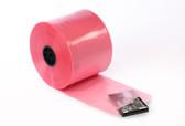 Pink Antistatic Tubing Amine-free 4 mil   16X004 AMINE FREE   #12530  Item No./SKU