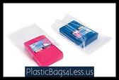 Tamper-Evident Bags 2 Mil ZT Tamper-Evident 5X8X002 1000/Case  #3905A  Item No./SKU