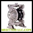 "1/2"" DIAPHRAGM PUMP POLYPRO BODY POLY DIA