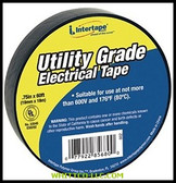 "UT-602 3/4""X60' 7-MIL ELECTRICAL TAPE BLACK-