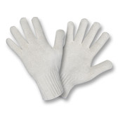 3480S HEAVY WEIGHT  NATURAL  POLY/COTTON MACHINE KNIT Cordova Safety Products