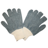 3224GS 24 OZ  GRAY  LOOP-OUT  KNIT WRIST Cordova Safety Products