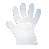 4102M HDPE (HIGH DENSITY)  POLYETHYLENE GLOVES  EMBOSSED  1-MIL Cordova Safety Products