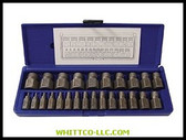 25 PC. HANSON SCREW EXTR|53227|585-53227|WHITCO Industiral Supplies