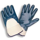 6850-9 STANDARD DIPPED NITRILE  PALM COATED  JERSEY LINED  SAFETY CUFF Cordova Safety Products