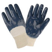 6880M STANDARD DIPPED NITRILE  PALM COATED  INTERLOCK LINED  KNIT WRIST Cordova Safety Products