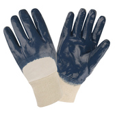 6880XL STANDARD DIPPED NITRILE  PALM COATED  INTERLOCK LINED  KNIT WRIST Cordova Safety Products