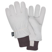 FB700XL FREEZEBEATER® PREMIUM GRAY SPLIT DEERSKIN LEATHER PALM  C150 THINSULATE® LINED  HEAVY NYLON KNIT WRIST  KEVLAR® SEWN Cordova Safety Products