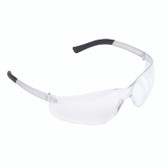 EL10S DANE™ FROSTED CLEAR FRAME  CLEAR LENS  TPR TEMPLES Cordova Safety Products