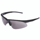 EOB20ST CATALYST™ BLACK GLOSS FRAME  GRAY ANTI-FOG LENS  BAYONET TEMPLES Cordova Safety Products