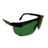 EJBIRUV5 RETRIEVER™ BLACK FRAME  5.0 GREEN WELDERS LENS Cordova Safety Products