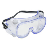 GI10 INDIRECT VENTILATION  CLEAR POLYCARBONATE LENS  ELASTIC STRAP Cordova Safety Products
