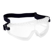 GDS10T DS-1™ DUST/SPLASH GOGGLES WITH CLEAR FRAME  CLEAR LENS ANTI-FOG Cordova Safety Products