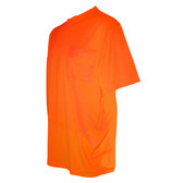 V130L COR-BRITE™ NON-RATED  ORANGE BIRDSEYE MESH T-SHIRT  SHORT SLEEVES  CHEST POCKET Cordova Safety Products