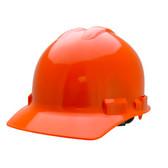 H26R8 DUO™ HI-VIZ ORANGE CAP-STYLE HELMET  6-POINT RATCHET SUSPENSION Cordova Safety Products